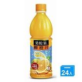美粒果 柳橙汁450ml x 24瓶/箱【愛買】