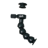 TakeWay T-FN02 蛇頸延長桿 (底部1/4 螺絲孔) 可輕鬆延長、隨意調整角度 【 取代 T-FN01】For T1 T2