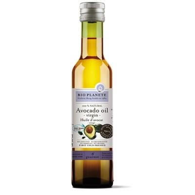 [法國有機行星食用油坊] 天然冷壓初榨酪梨油(250ml/瓶)【好食家】