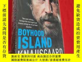 二手書博民逛書店Boyhood罕見Island: My Struggle Book 3 (32開 ) 【詳見圖】Y5460 K