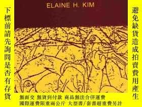 二手書博民逛書店Asian罕見American Literature 亞裔美國文學Y433684 Elaine H. Kim