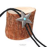 項鍊 星星雕紋保羅領帶項鍊【NB816】單條價格