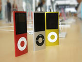 mp3/4 蘋果mp3mp4音樂播放器迷你學生可愛隨身聽錄音筆 彩希精品