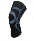 現貨可店取 BodyVine巴迪蔓 超肌感貼紮護膝 (1入)-強效加壓 CT-15521 藍色