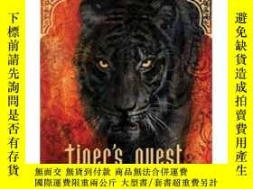 二手書博民逛書店罕見ye-9781444734621-Tiger s QuestY321650 Colleen Houck(柯