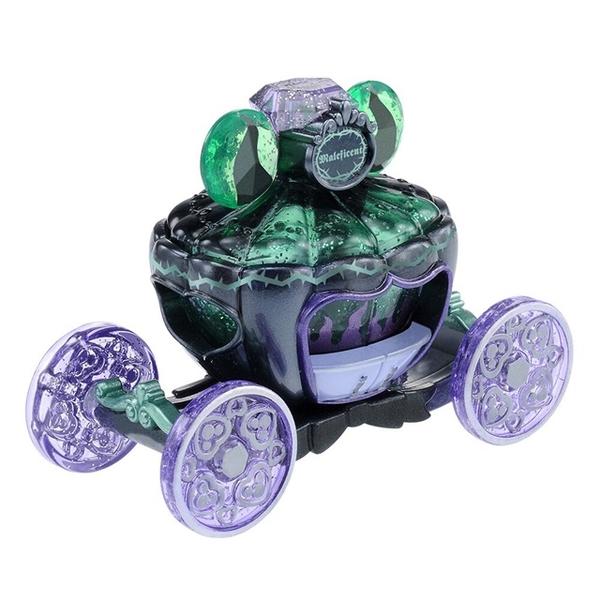 小禮堂 Tomica多美小汽車 迪士尼 黑魔女 水晶馬車 4904810-13791