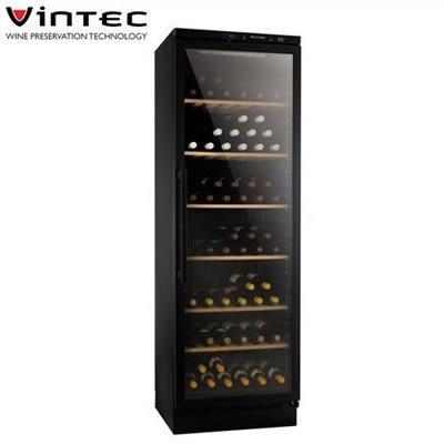 VINTEC V160SGB 單門單溫恆溫酒櫃 Classic Series