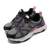 Skechers 休閒鞋 Energy Racer-Innovative 灰 紫 女鞋 老爹鞋 復古慢跑鞋 厚底 增高 【ACS】 149371CCPK