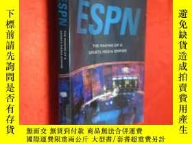 二手書博民逛書店ESPN:罕見The Making of a Sports Me