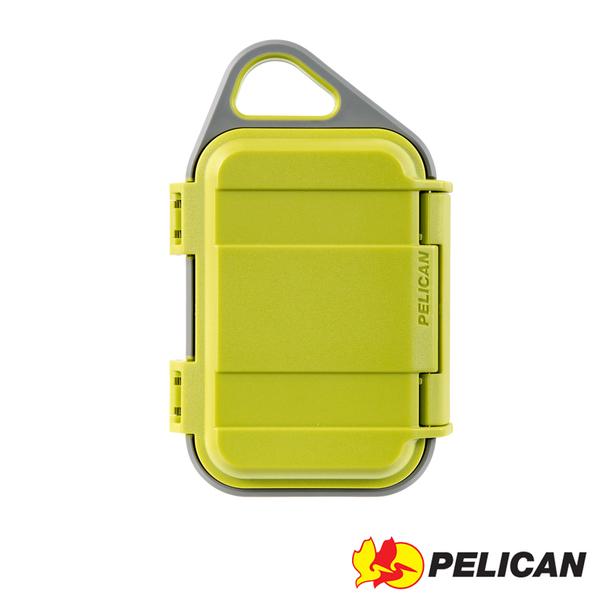 美國 PELICAN 派力肯 塘鵝 G10 防水 微型 小型 氣密箱 青綠色 / 露營 戶外運動 單車 適用