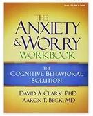 [2美國直購] Amazon 2021 暢銷排行榜《The Anxiety and Worry Workbook: The Cognitive Behavioral Solution》