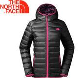 【The North Face 女款 700fp雙面羽絨外套《黑》】35CMJK3/防潑水/可收納★滿額送