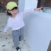 快速出貨 女童T恤裝韓版洋氣兒童季寶寶長袖體恤小女孩純棉上衣潮