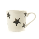 HOLA 晶曜摩登馬克杯 星星