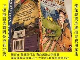 二手書博民逛書店the罕見frog files annie dalton 青蛙銼安妮道爾頓Y200392