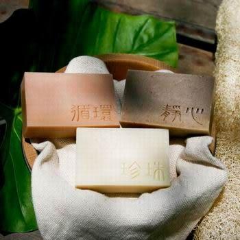 【艋舺肥皂禮盒】珍珠皂+循環皂+靜心皂 - 手工皂.母親節禮物.送禮.禮物.熱銷