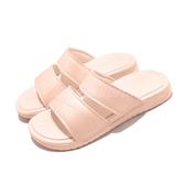 Nike 涼拖鞋 Benassi Duo Ultra Slide 粉紅 拖鞋 女鞋 夏日穿搭 【ACS】 819717-605
