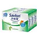 沙威隆 抗菌草本皂 (100gX3入)