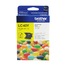 Brother LC40 Y 原廠墨水匣 盒裝 適用於J525W/J725DW/J925DW/J430W/J432W/J625DW/J825DW IAMB08