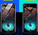 手機殼 蘋果7plus手機殼玻璃iphone8新款夜光7p潮牌i8 ipone7個性創意硅膠防摔【快速出貨八折搶購】
