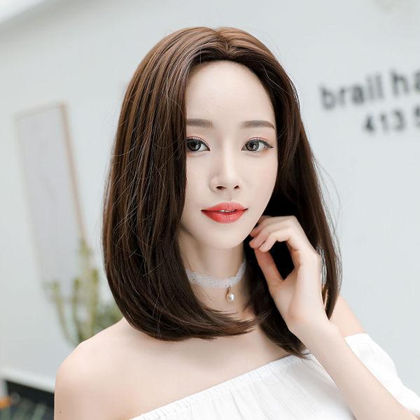 氣質美人 擬真韓系假髮 短直髮 【MC452】☆雙兒網☆