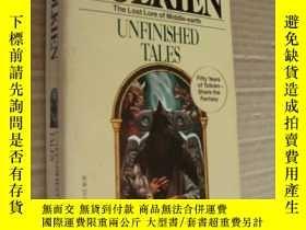 二手書博民逛書店Unfinished罕見Tales 書口三面刷黃。 稀見版Y85