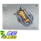 [104美國直購] 戴森 Dyson Part Instruction Pack Assy Full Gear USA (Steel/Violet) DY-907020-06
