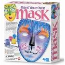 《4M美勞創作》變臉三部曲Paint Your Own Mask ╭★ JOYBUS玩具百貨