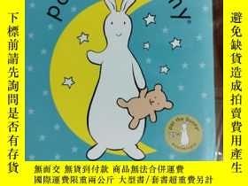 二手書博民逛書店pat罕見The bunny good night bunny 兒童讀物 英文版Y42402