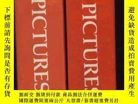 二手書博民逛書店Tibet罕見in Pictures A Journey into the Past(精裝2冊全)Y23438