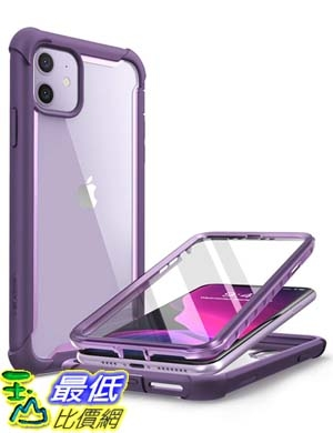 [9美國直購] 保護殼 i-Blason Ares Case for iPhone 11 6.1 inch (2019 Release), Dual Layer Rugged Clear Bumper Case