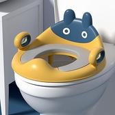 兒童坐便器 大號嬰兒童馬桶圈坐便器女寶寶幼兒小孩男孩坐墊架便盆蓋廁所家用【幸福小屋】