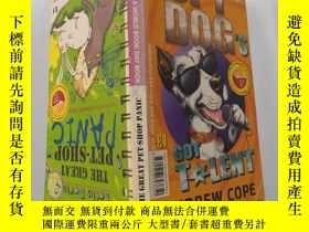 二手書博民逛書店spy罕見dog 間諜犬Y200392