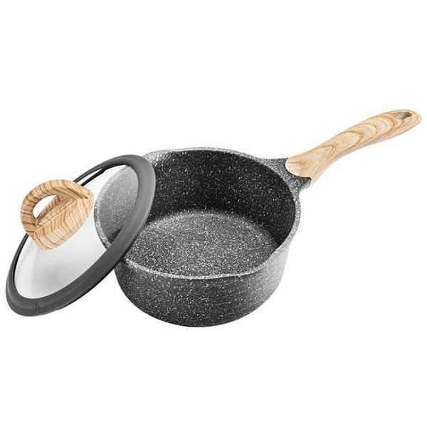 牛奶鍋 不粘鍋泡面鍋嬰兒寶寶輔食鍋雪平鍋煮奶小湯鍋 港仔會社