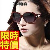 太陽眼鏡-簡約經典防紫外線男女偏光墨鏡5色55s81[巴黎精品]