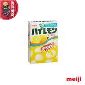 【海洋傳奇】【日本出貨】Meiji 明治 氣泡感檸檬糖/乳酸糖錠18粒x10盒
