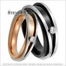 情人對戒 西德鋼飾 鋼戒指「為你著迷」單...