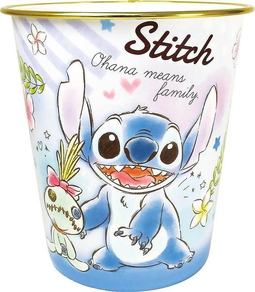 【卡漫城】 史迪奇 垃圾桶 手繪 ㊣版 日版 Stitch 房間辦公室 星際寶貝 垃圾筒 Scrump 醜丫頭 紙簍