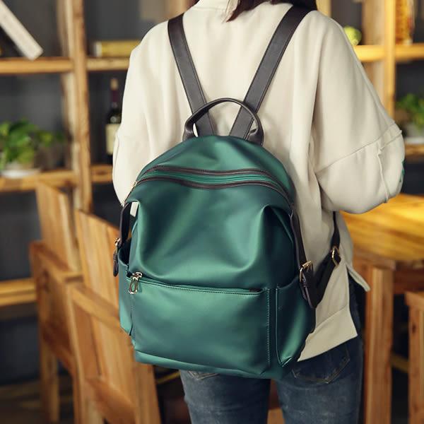 雙肩後背包 女韓版書包《印象精品》b1419