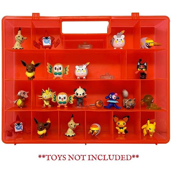 [9美國直購] Life Made Better,可動公仔玩具攜帶收納盒