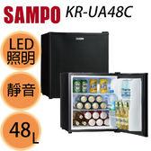 【SAMPO聲寶】48公升電子冷藏冰箱KR-UA48C
