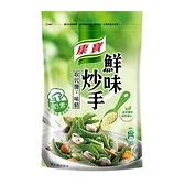 康寶新鮮味炒手素食500G【愛買】