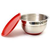 【KS】#304不鏽鋼含蓋底部止滑多用途調理碗.調理鍋  6.6L