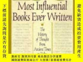 二手書博民逛書店The罕見100 Most Influential Books Ever WrittenY255562 Mar