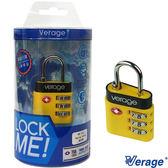 Verage 體育系列TSA海關密碼鎖『黃』379-5111 海關鎖|密碼鎖