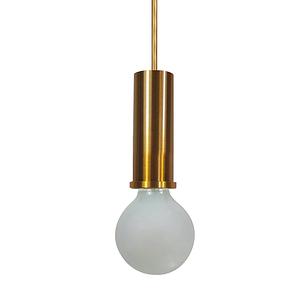 HONEY COMB 百變馬卡龍短管單吊燈 六色款 短管 銅色 TA8891