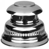 【速捷戶外】德國PETROMAX 零件#123-500 HOOD 燈帽 銀 (適用HK500) (適用HK500)