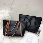 手提包 大包包女新款潮托特包學生簡約百搭大容量韓版休閒單肩手提包