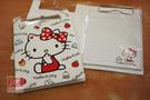 Hello Kitty PP材質 板夾 附信紙 白