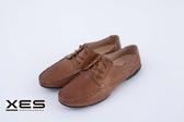 XES紳士休閒風格鞋 棕色